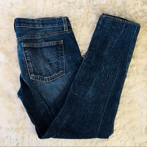 J Crew Matchstick Jeans Sz 27 S